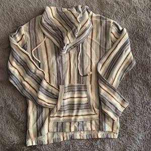 Multi Stripped Hoodie/Pullover
